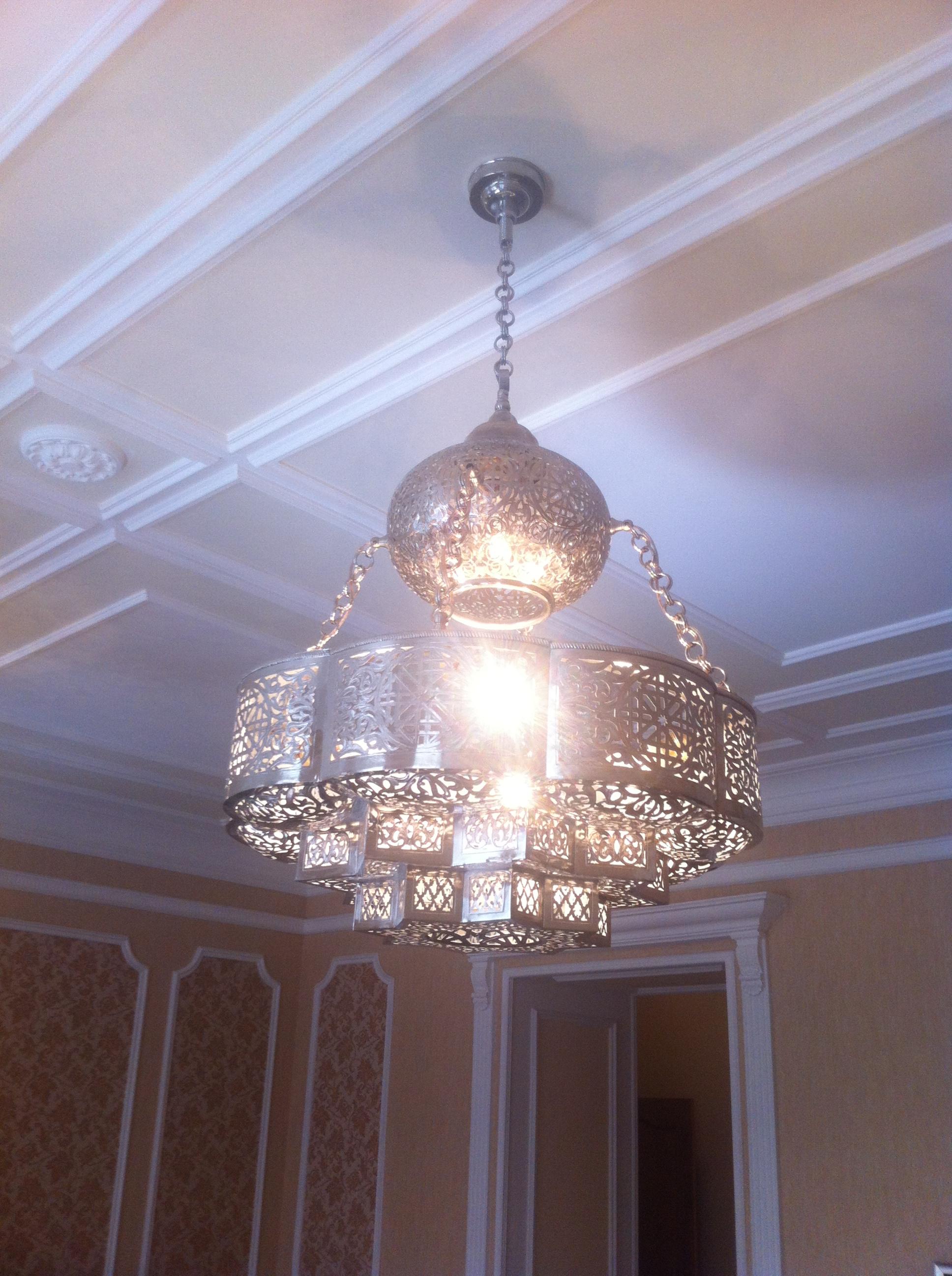 Люстра в восточном стиле by Royal interiors