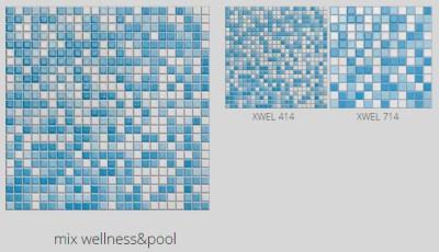 Мозаика для бассейна и велнесс от APPIANI