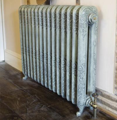 Чугунный радиатор The Daisy от Carron