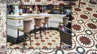 Цементная плитка 2 от Royal interiors
