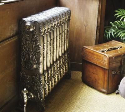 Чугунный радиатор The Chelsea от Carron