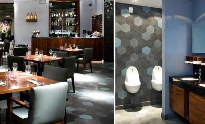 Цементная плитка от Royal interiors