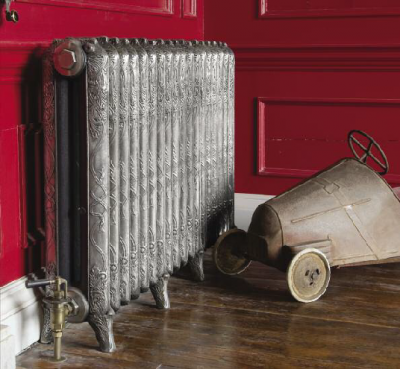 Чугунный радиатор The Ribbon от Carron