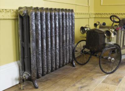 Чугунный радиатор The Rococo от Carron